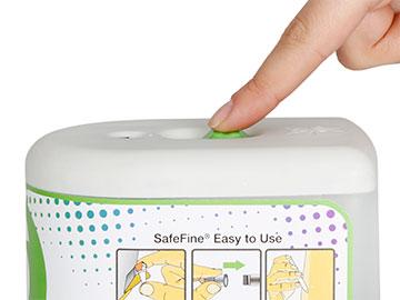 Safe Fine Kullanım Talimatı